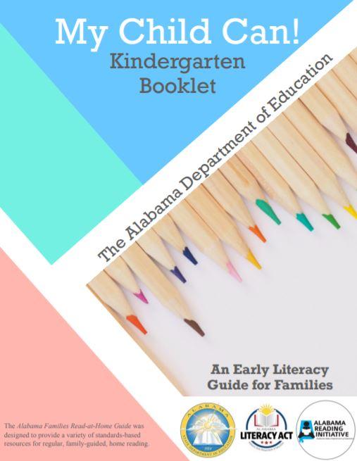 kindergarten booklet