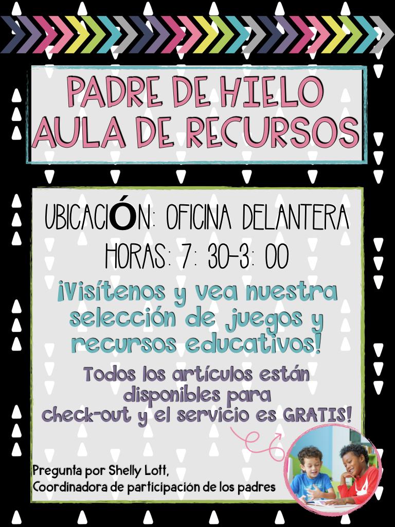 Parent Resource Center (Spanish)