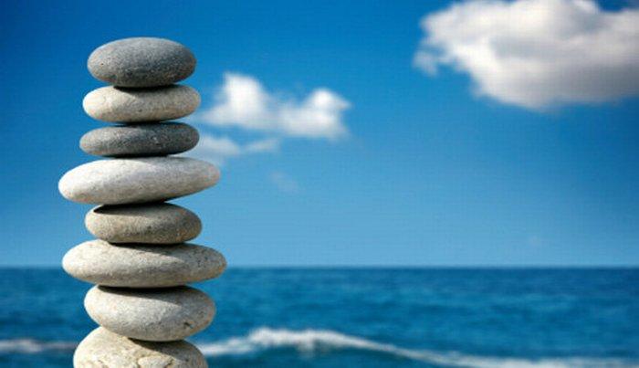 A fine balance.