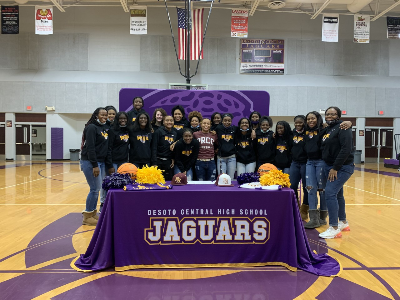 Rachel Hightower signing with PRCC