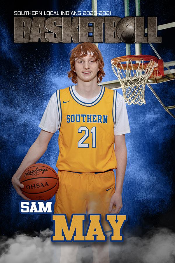Sam May