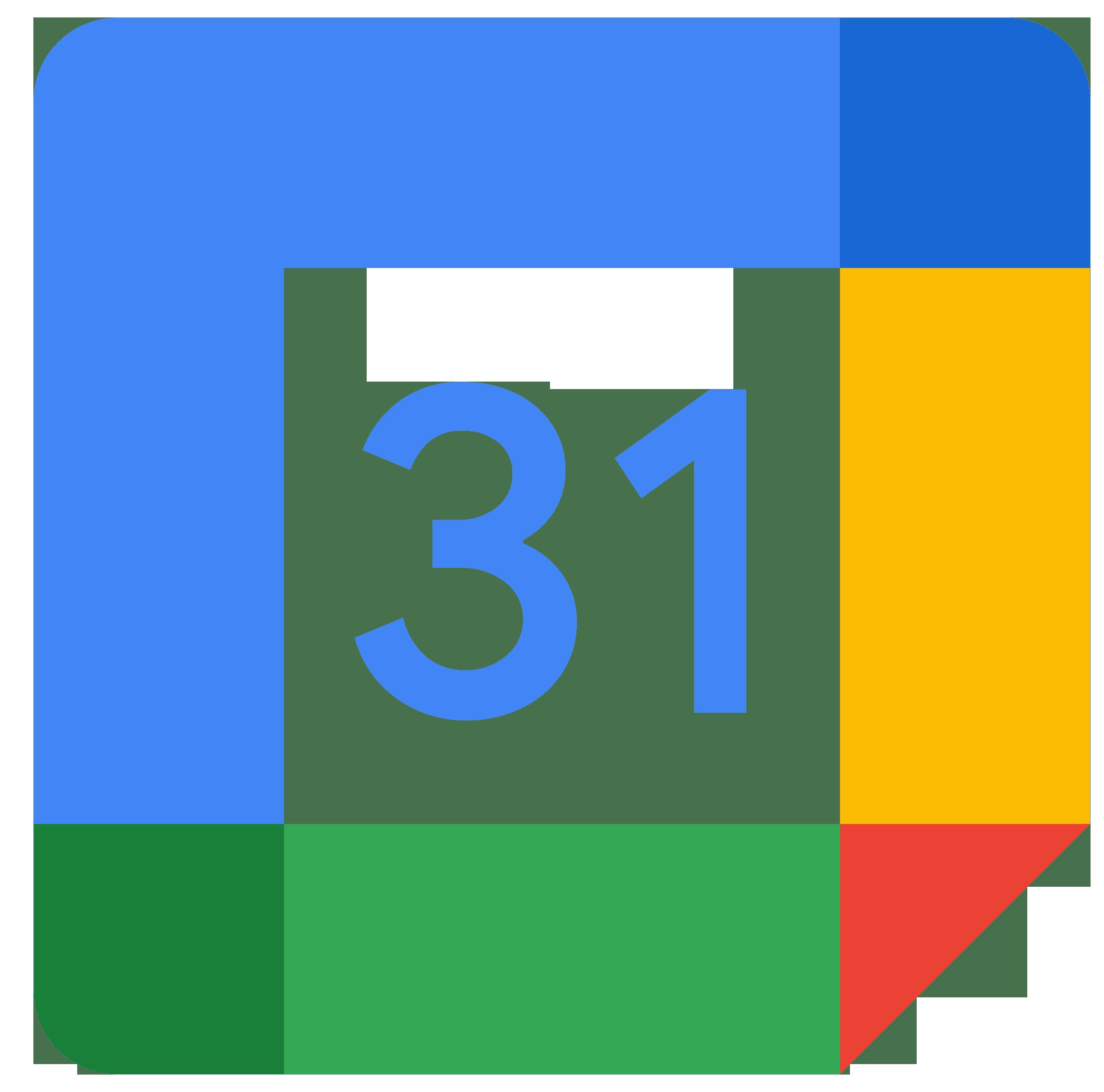 RCSS Google Calendar Link
