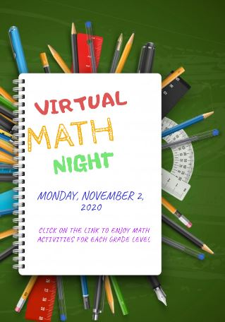 Math Night Flyer