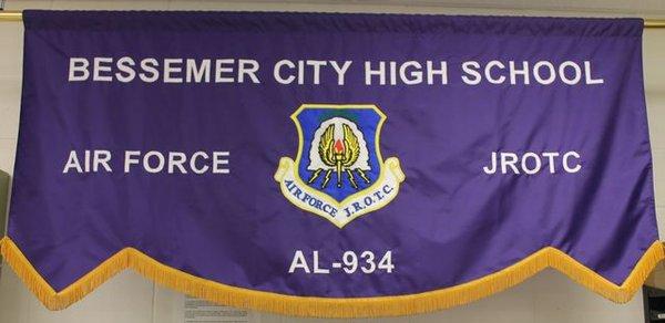 Air Force JROTC Banner