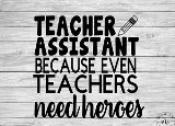 Teacher's Aid hero