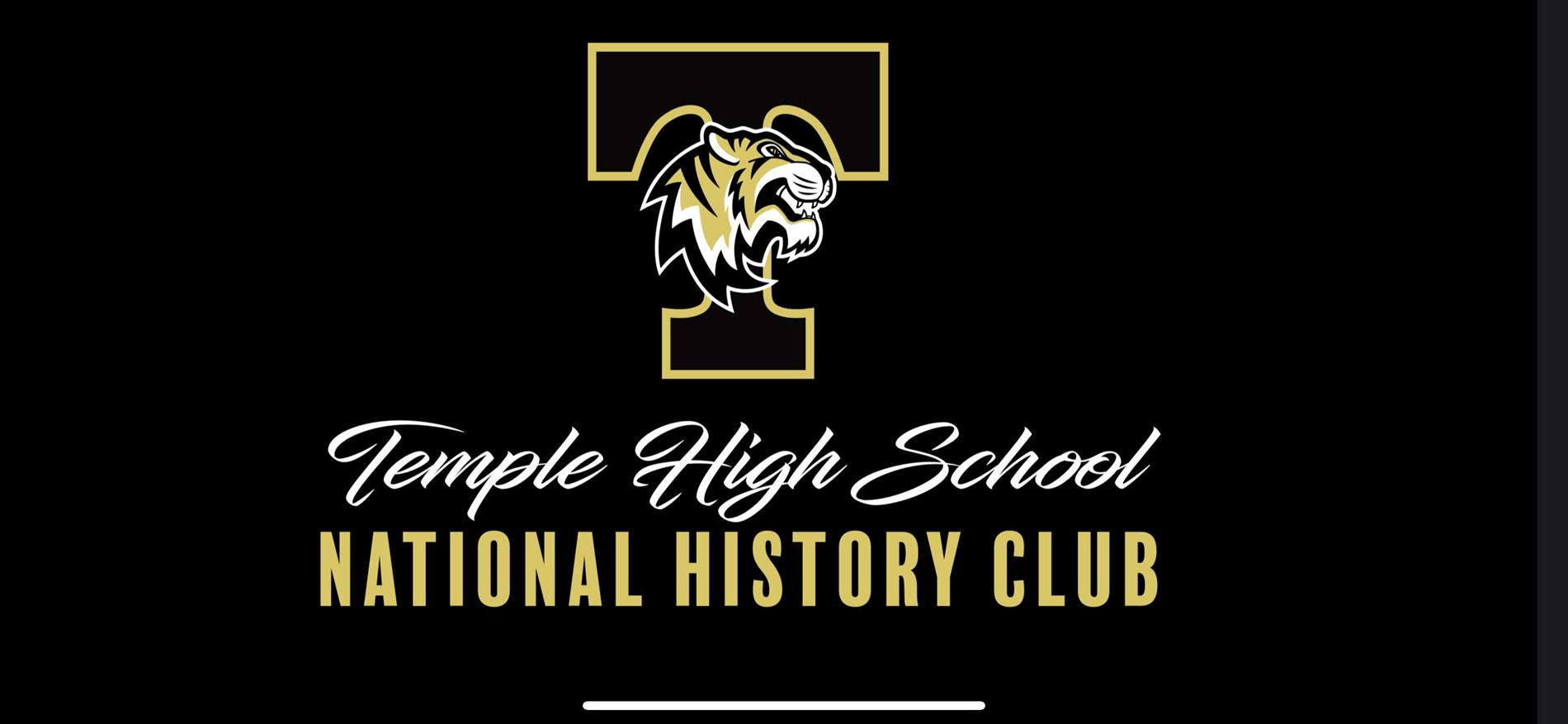 Temple High National History Club