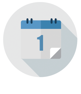 date calendar icon