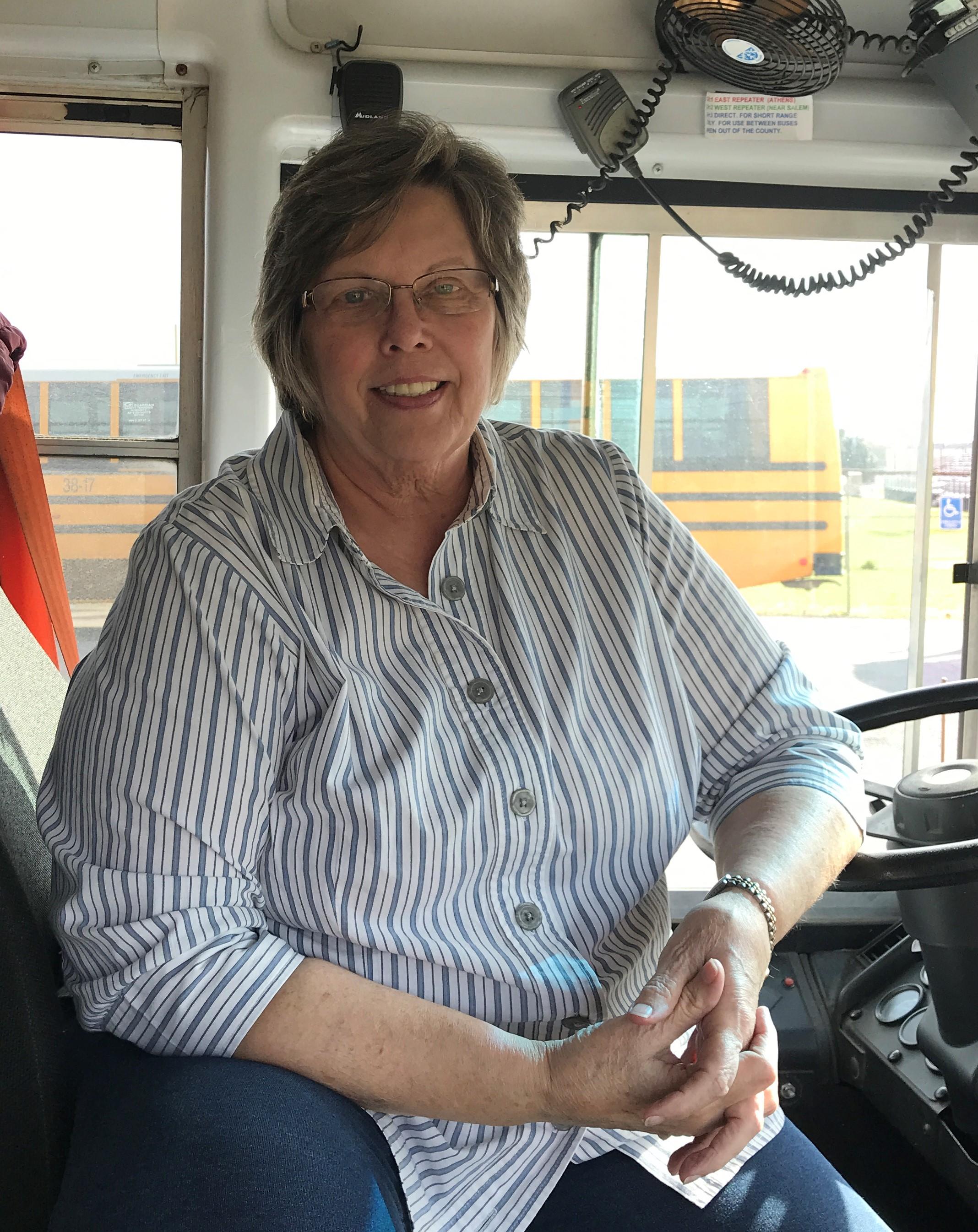 Dianne McMullin (Bus 115-09 Johnson/Ardmore)