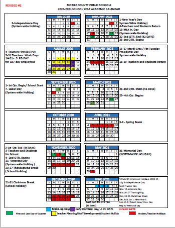 Pictures of Mcps 2021-2022 Calendar