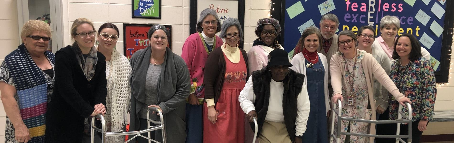HLES 100TH DAY