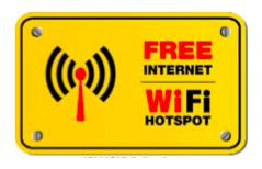 WiFi Hotspot Info