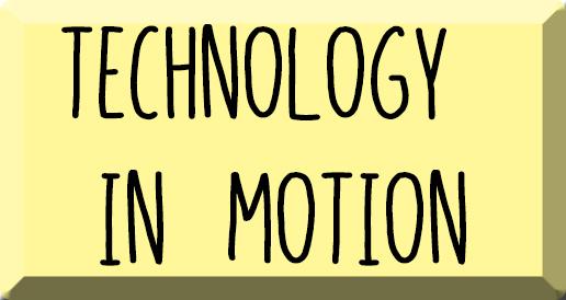 tecnología en movimiento