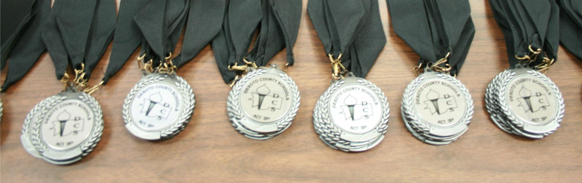 ACT Award Medals