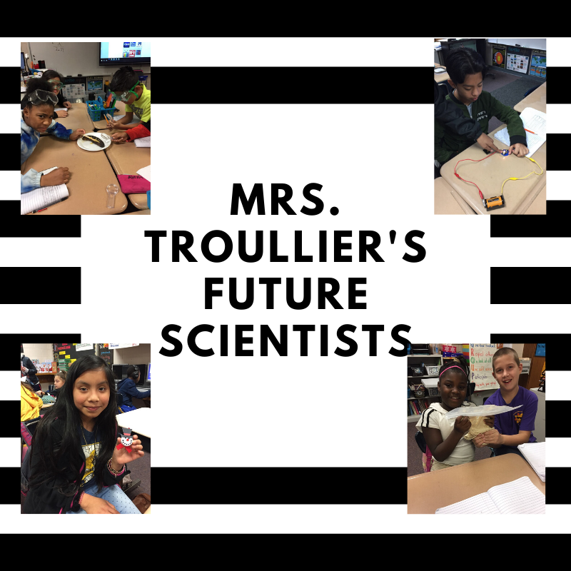 Mrs. Troullier's 5th Grafers