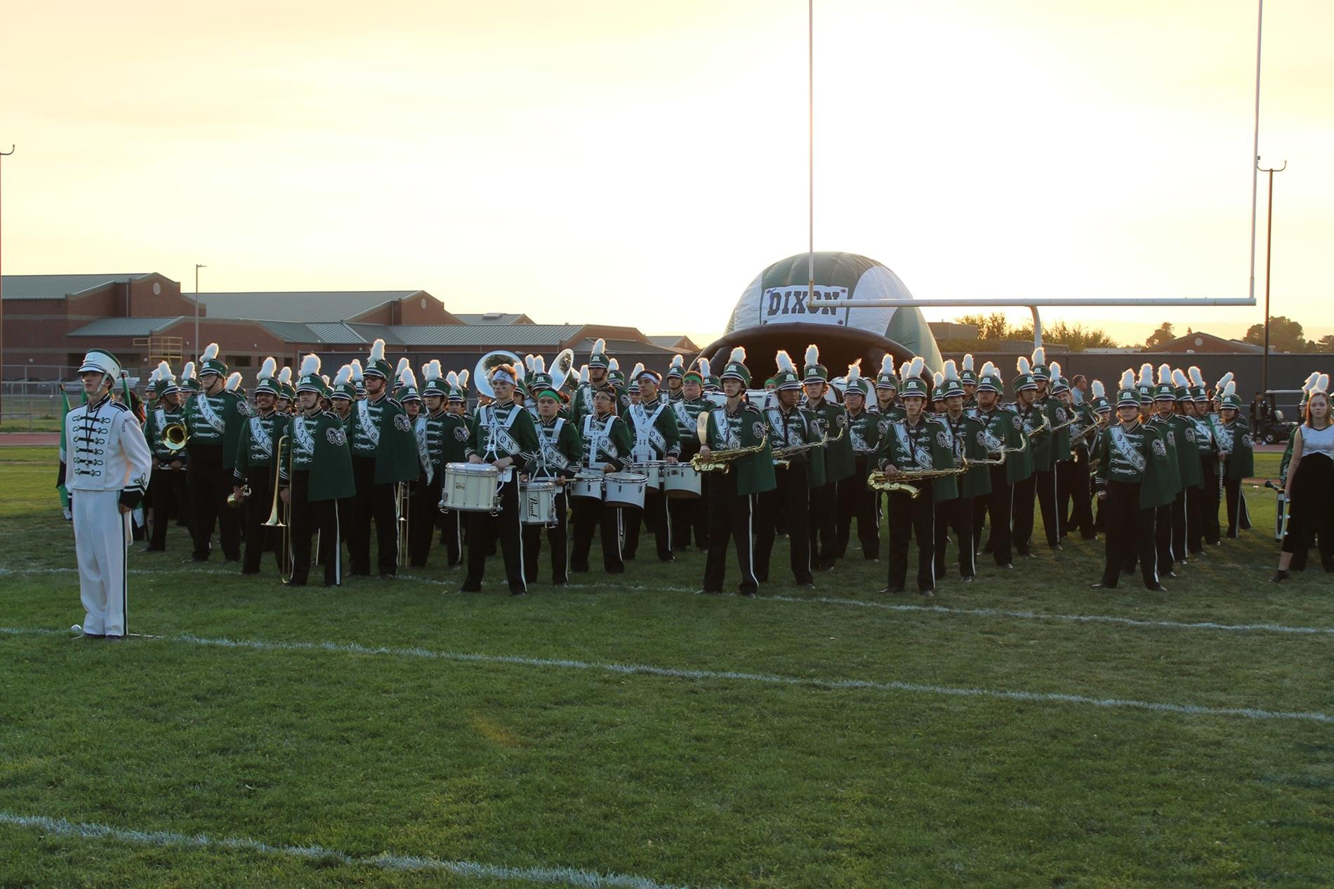 Dixon Unified School District Band