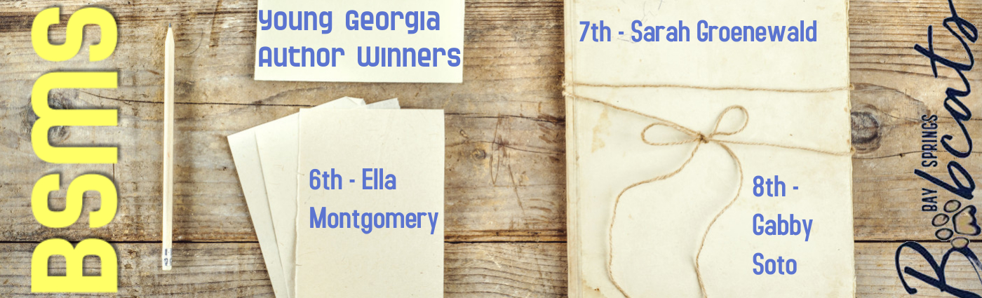 BSMGA's Young Georgia Author Winners