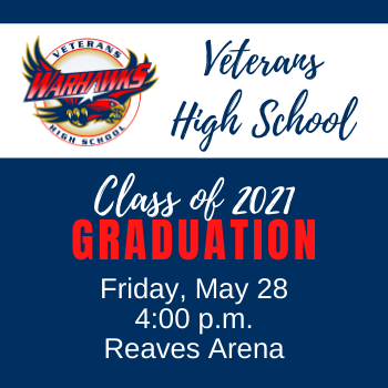 VHS Class of 2021 Graduation