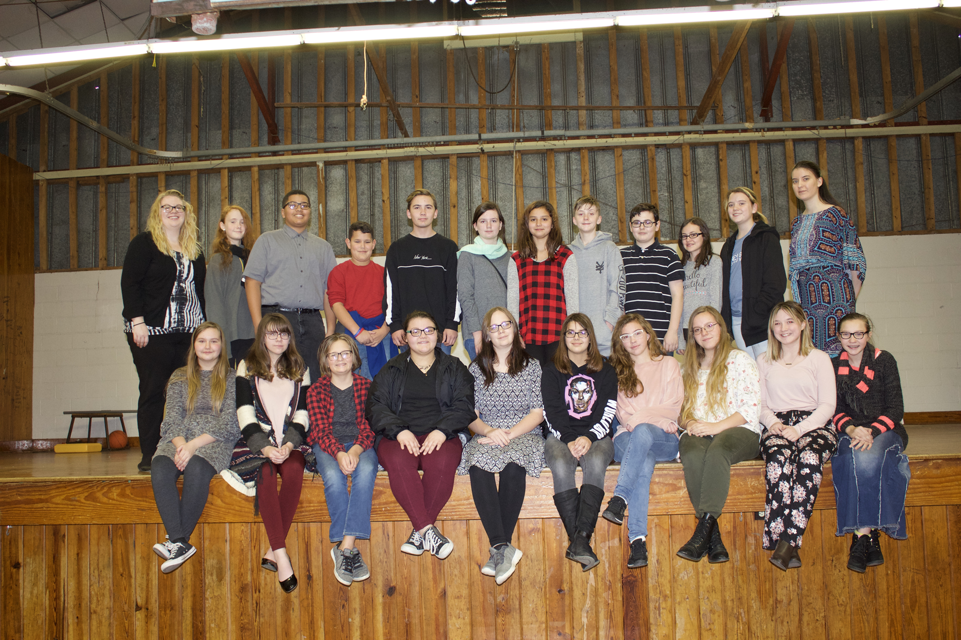 Yearbook Photo by Yearbook Staff