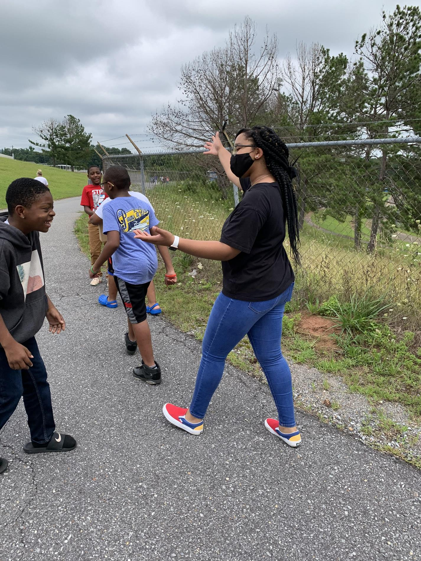Summer Learning Volunteers