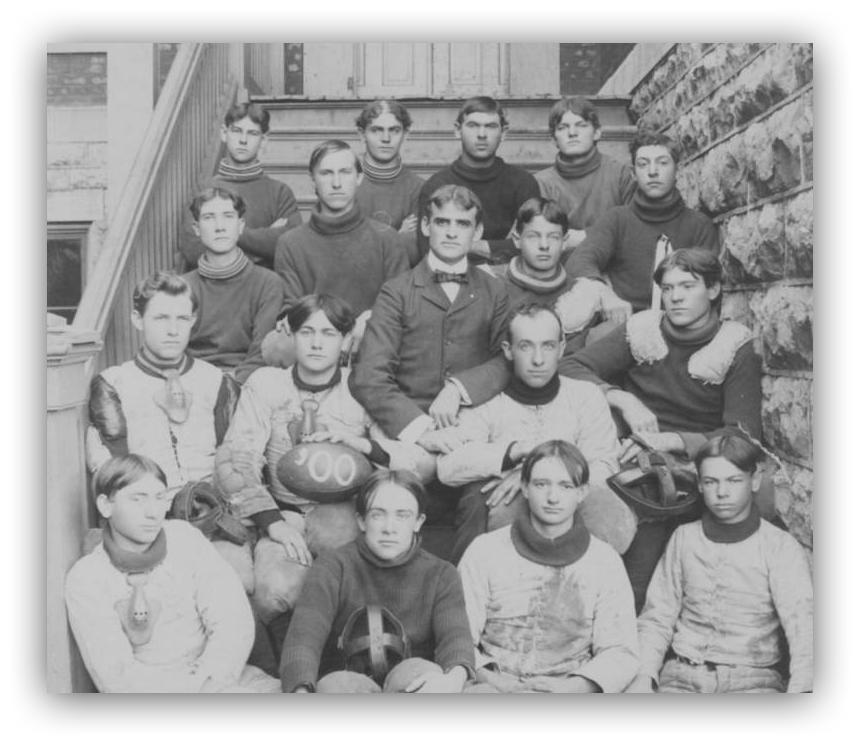 Historical Football Team photo