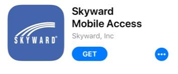 Skyward mobile