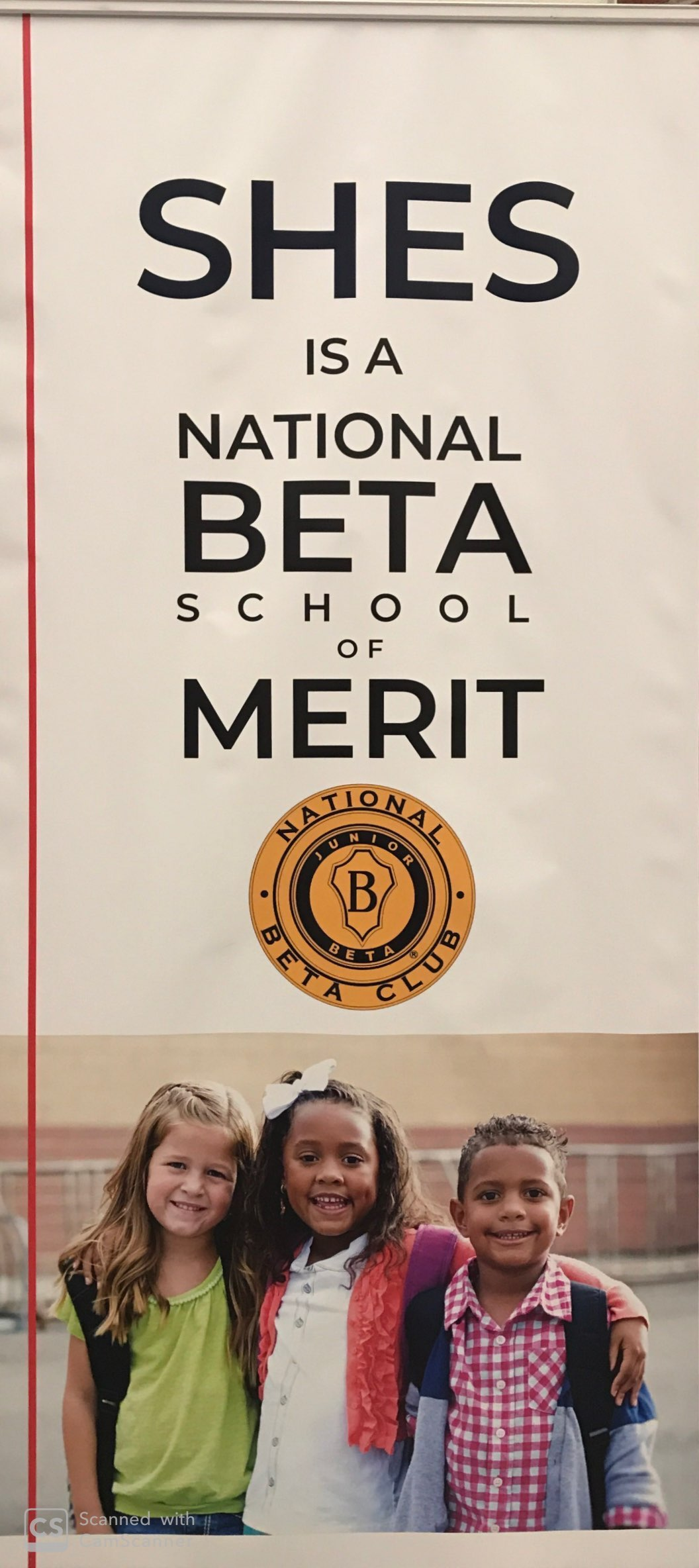 National BETA School of Merit