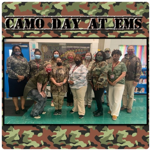 CAMO DAY