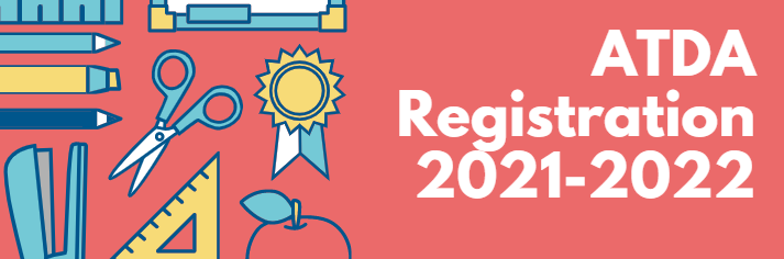 ATDA Registration 2021-2022