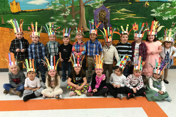 Brown Elem - PreK 100 Days of School