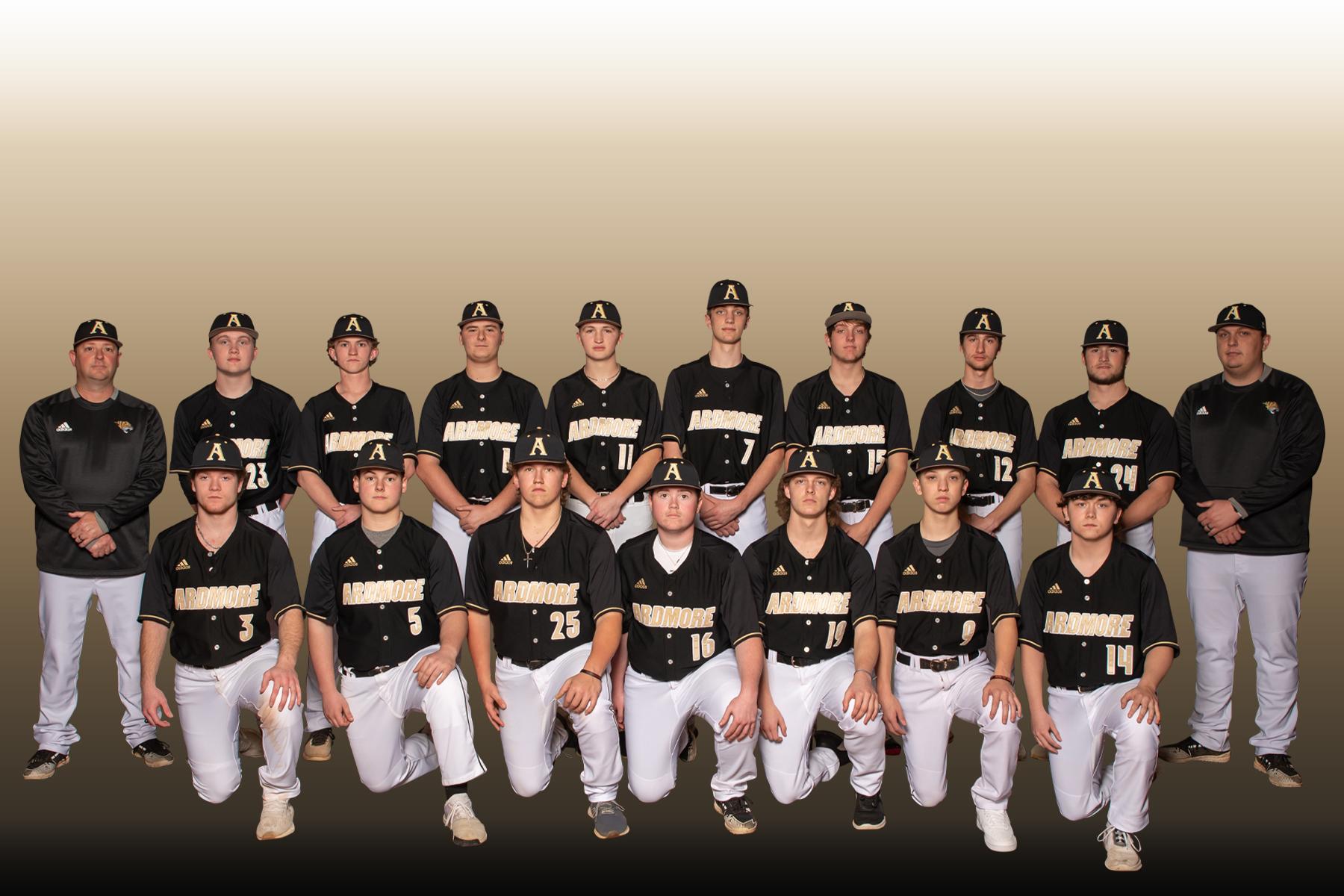 Varsity Baseball Team 21