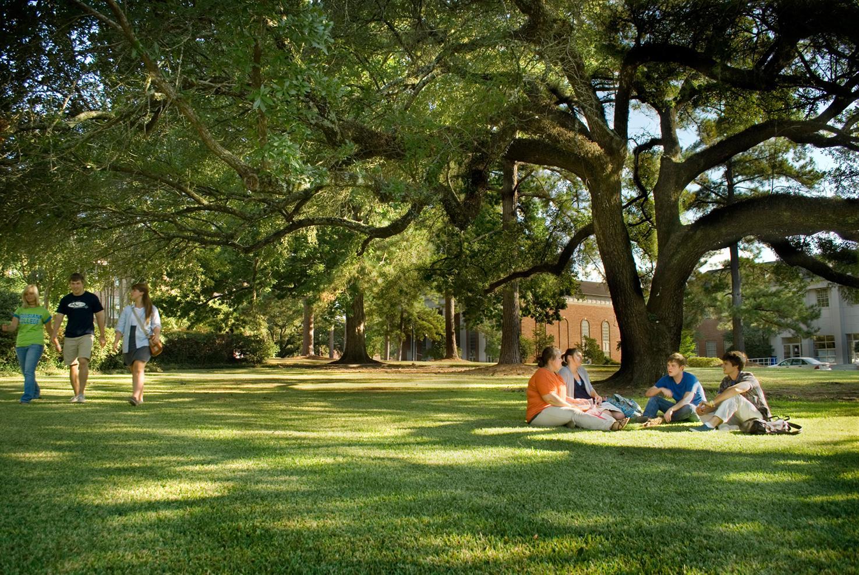 Louisiana College Campus