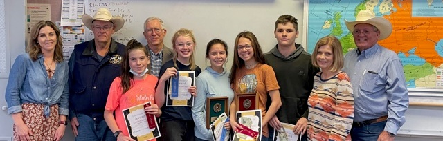 2021 Soil and Water Conservation Essay Winners