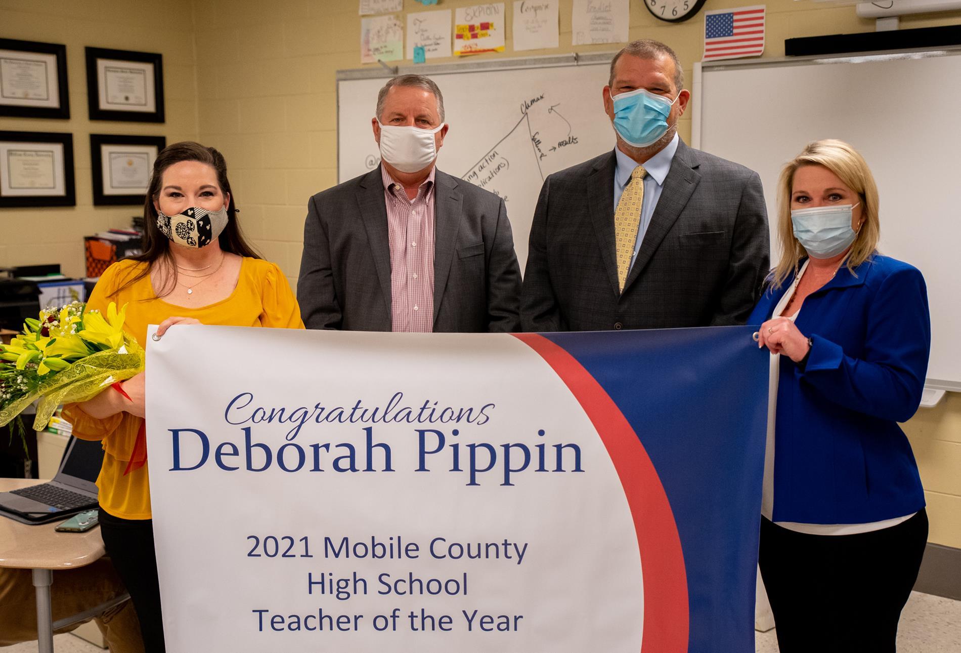 Deborah Pippin banner