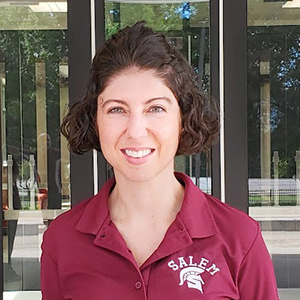 Image of Assistant Principal Sara Epperly