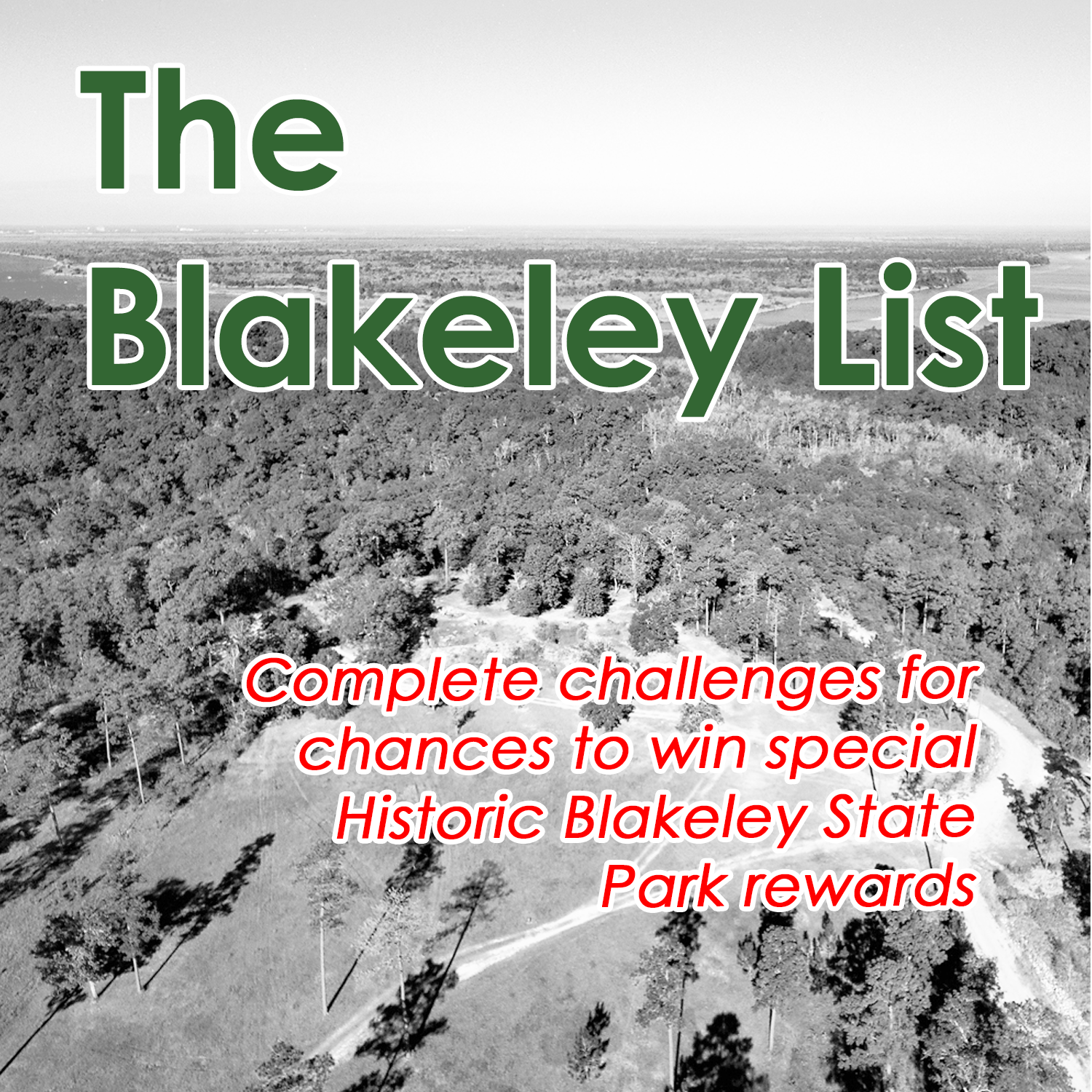 link to Blakeley page to win the prizes donated by Historic Blakeley State Park