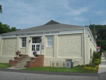 Price Public Community Center & Swift Museum