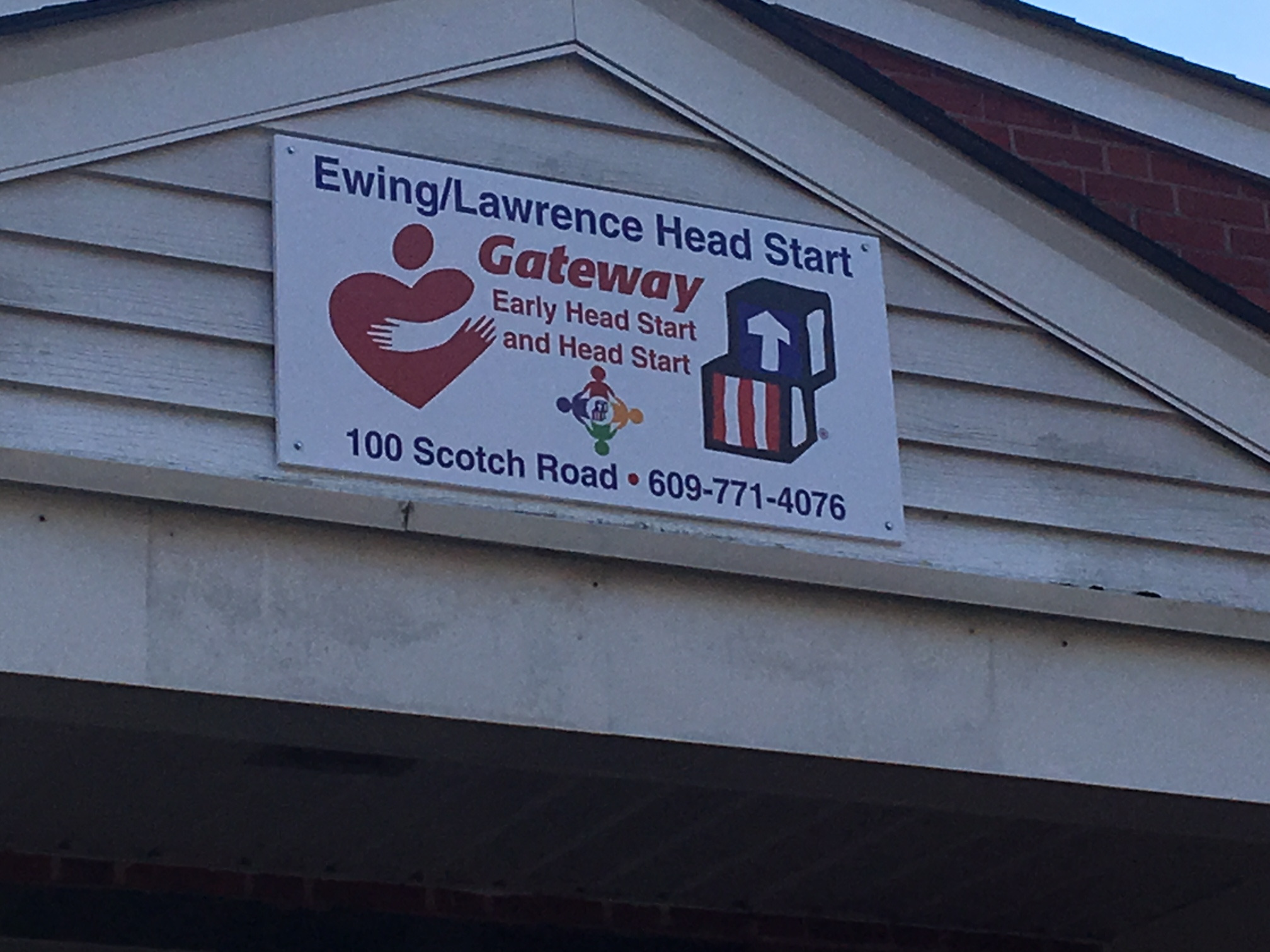 Ewing Head Start sign