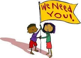 We need you clip art