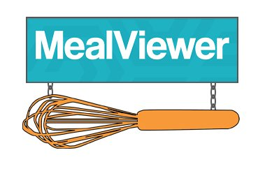 MealViewer Logo with wisk
