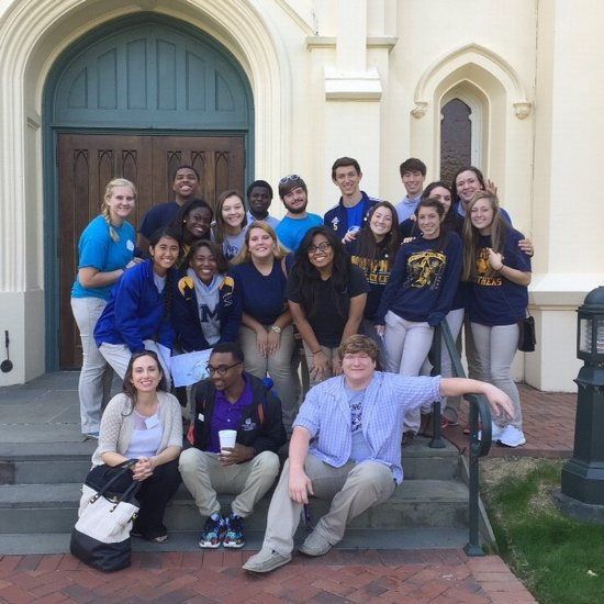 Field Trip To Spring Hill 2016