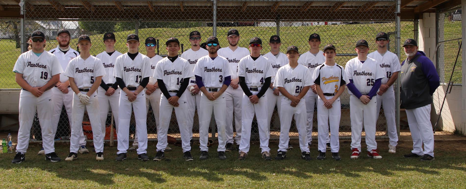 DSHS Baseball team 2021