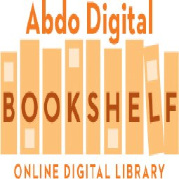 Abdo Digital Digital Library Icon with link to login screen