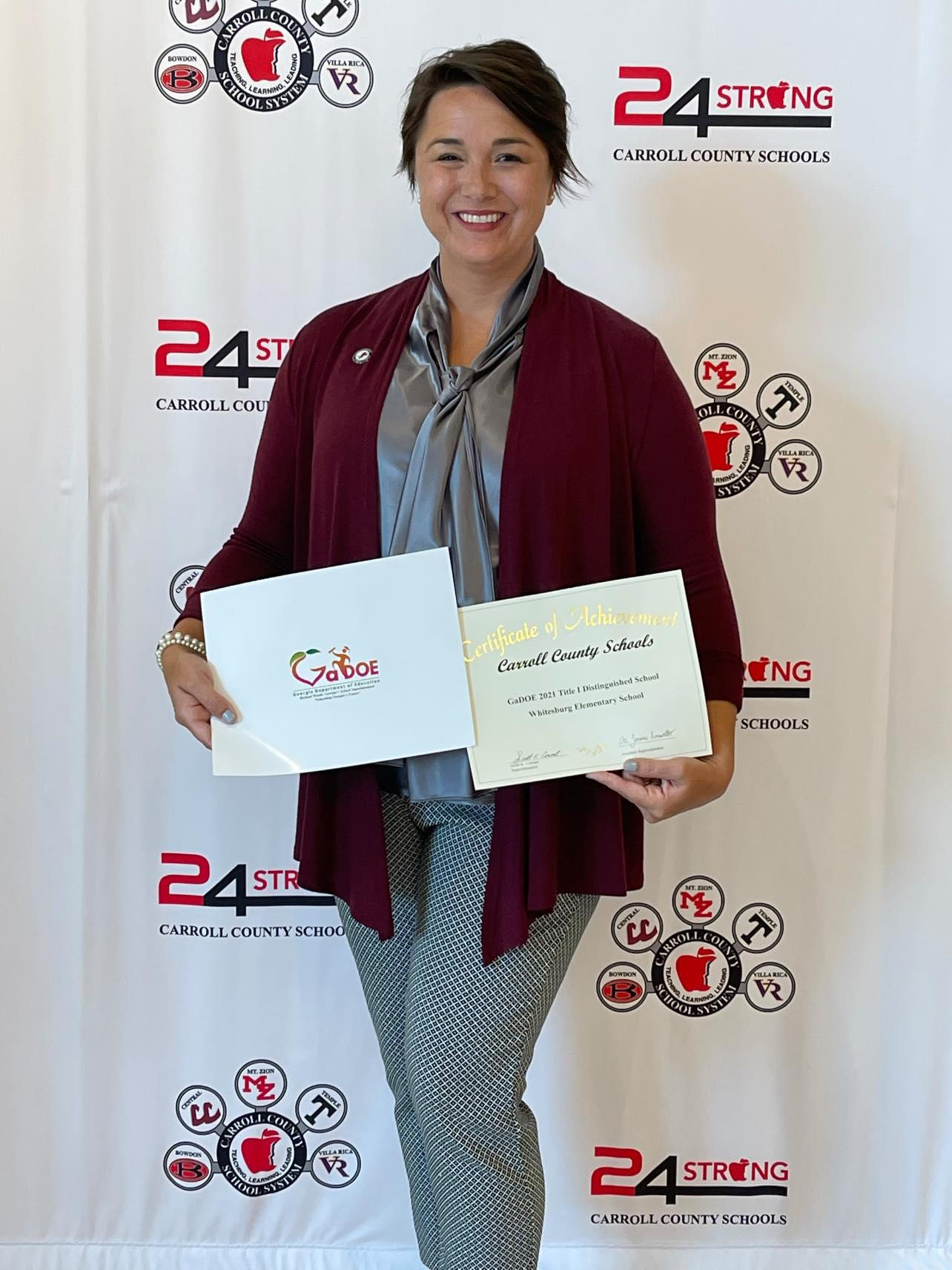 Title 1 award