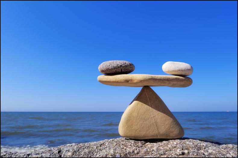 Stone Scale Balance