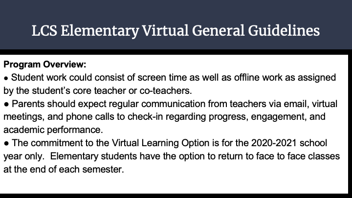 Virtual School Slide 19