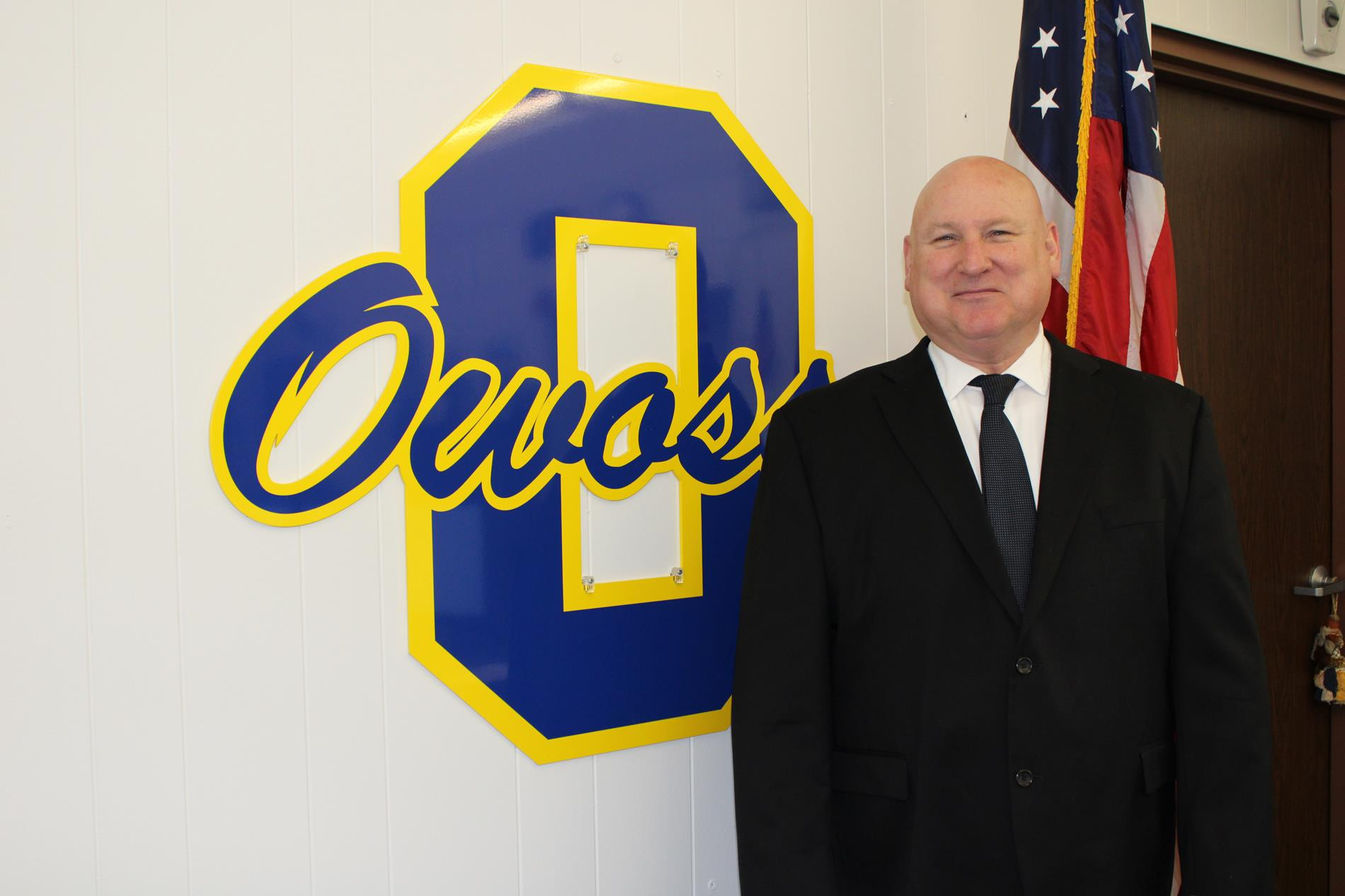 Trustee Ty Krauss