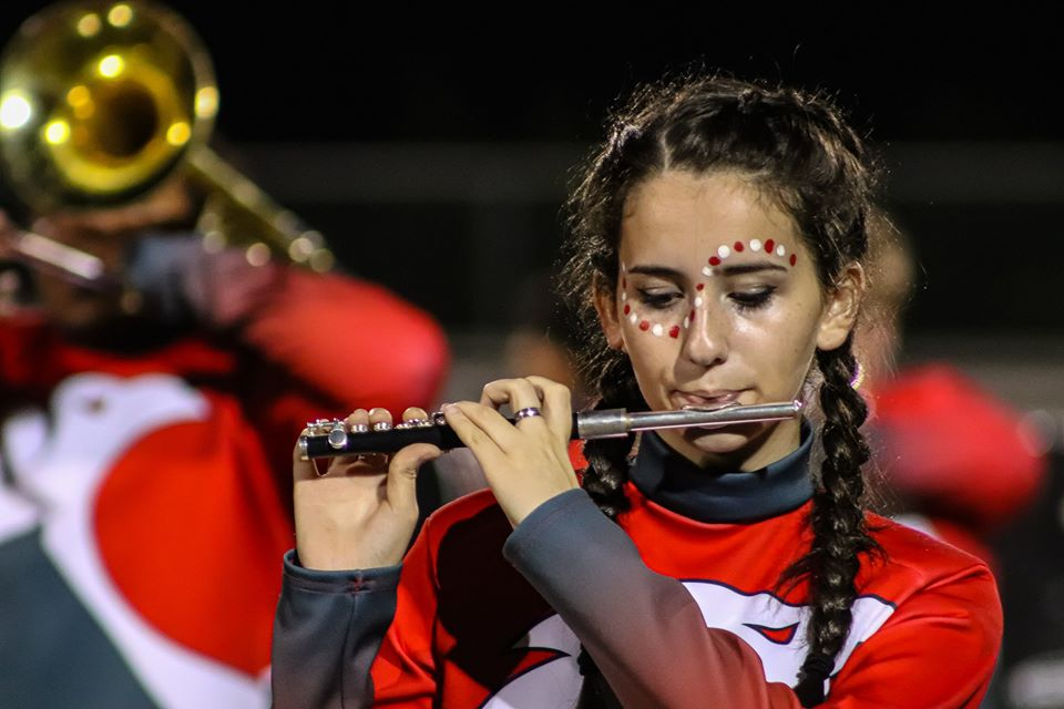 MZ Band Flute Performer