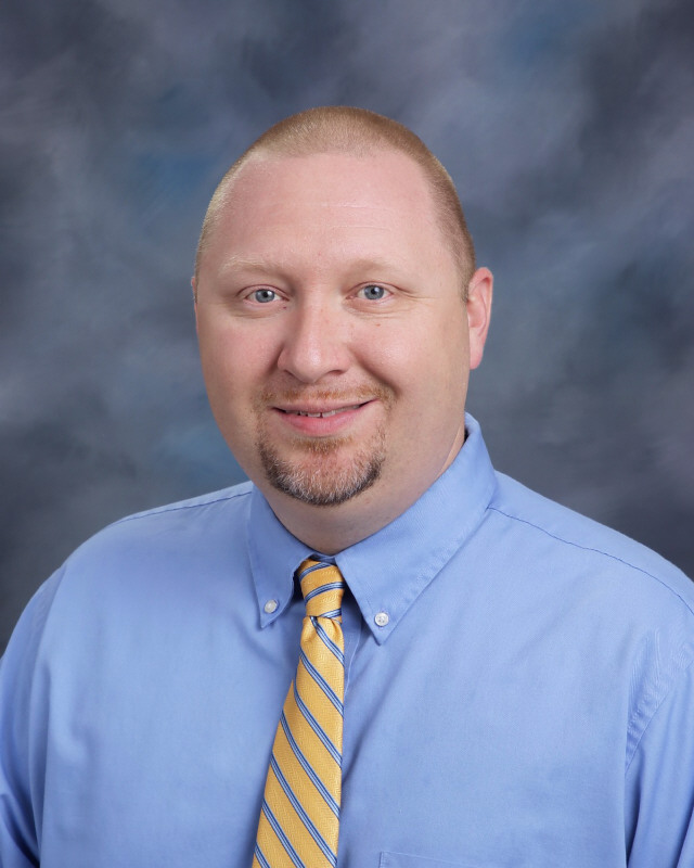 Gregory Gray, Assistant Principal