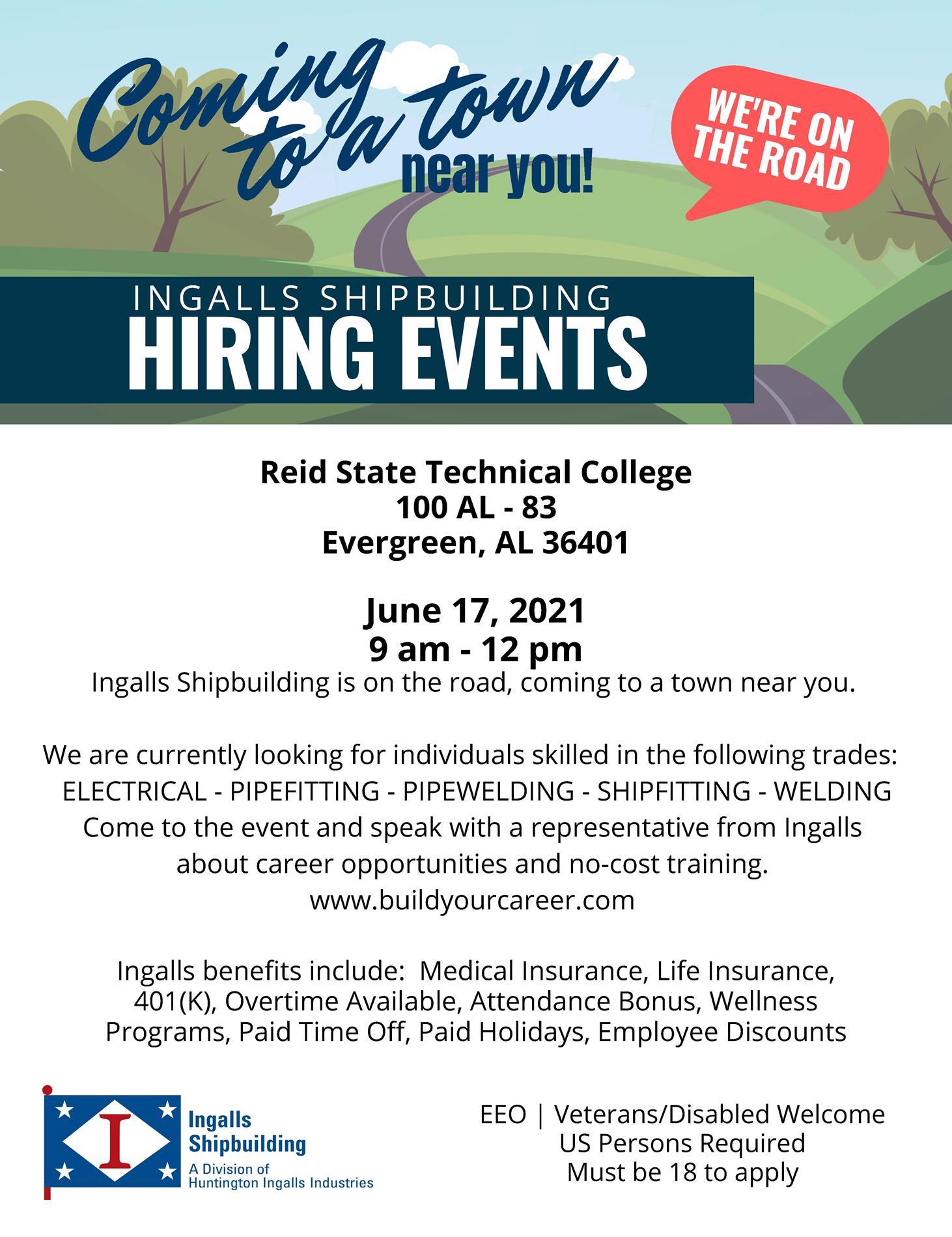 Ingalls Job Fair