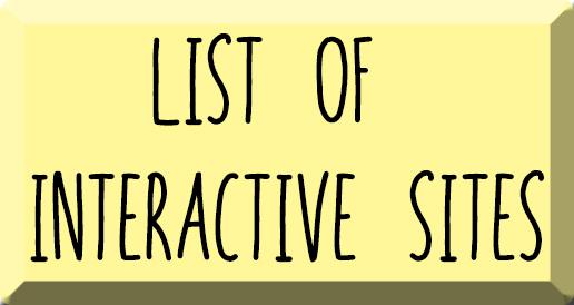 lista de sitios interactivos